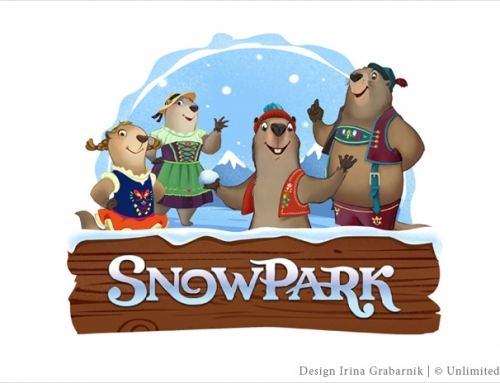 SnowPark Logo