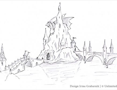 Concept Art, dragon theming